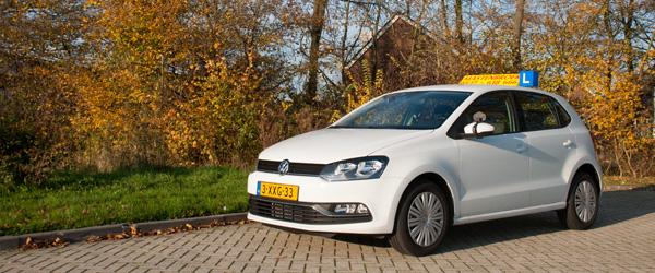 VW Polo (Auto- en motorrijschool Mastenbroek)